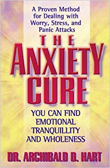 The Anxiety Cure Amazon link